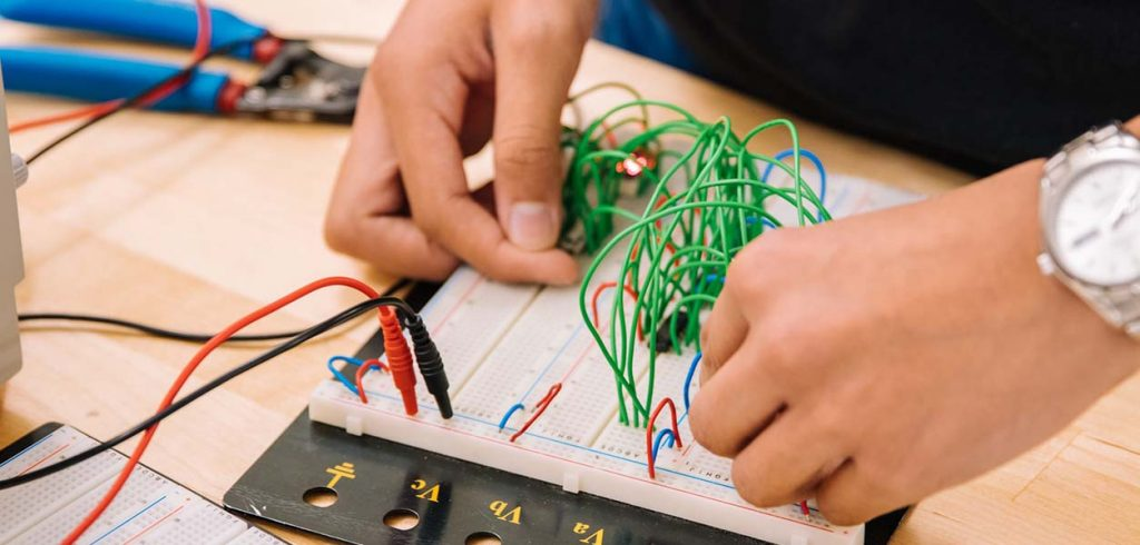 Colin Bibra- Electrical Testing